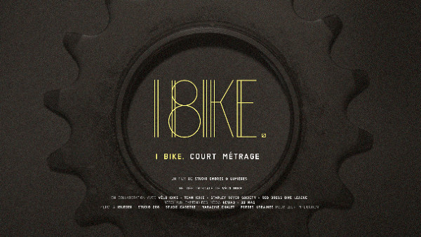 I BIKE. THE SHORT FILM.