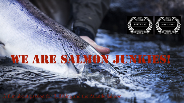We are Salmon Junkies!