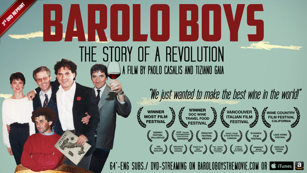 Barolo Boys. The Story of a Revolution
