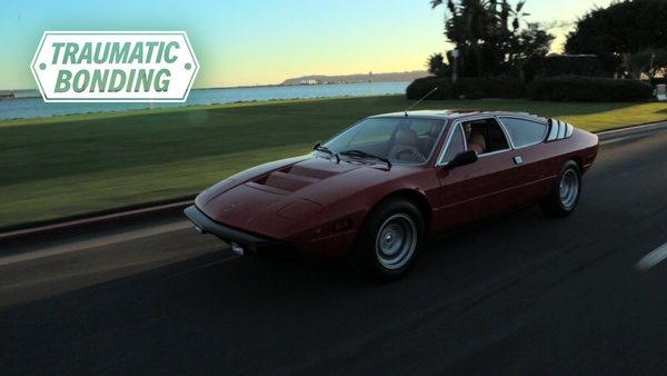 Traumatic Bond with a Lamborghini Urraco