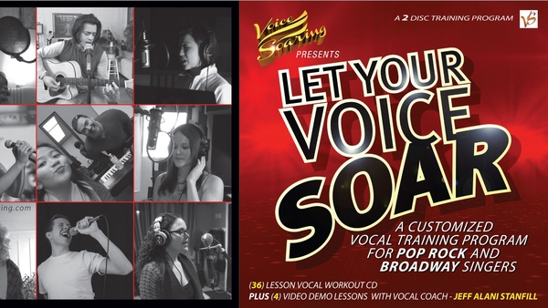 Let Your Voice Soar! Digital Download
