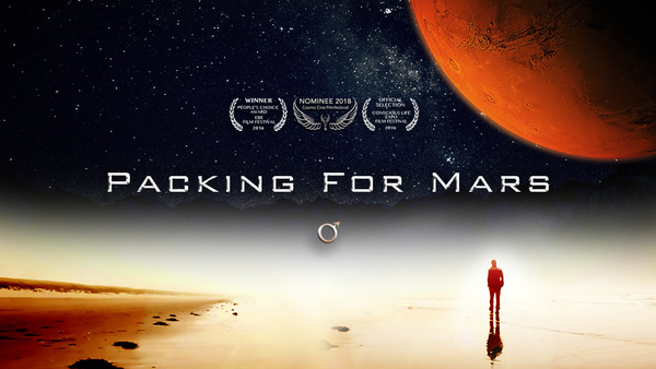 Packing For Mars - Deutsch