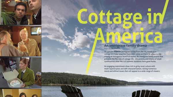 Cottage in America Episode 1