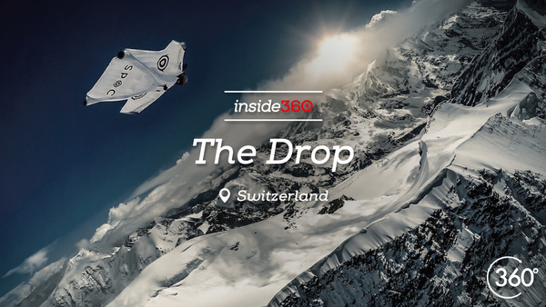 The Drop | A Wingsuit VR Experience