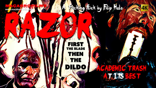Razor - Slasher Comedy Extreme