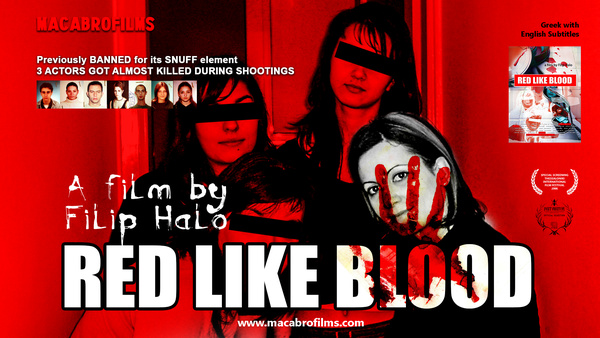 Red Like Blood - Found Footage Thriller