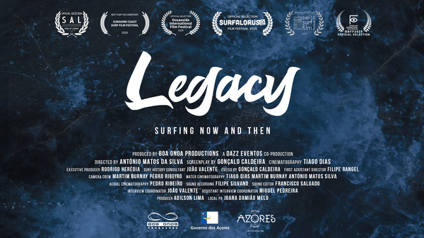 Legacy - Surfing Now & Then