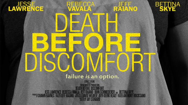Death Before Discomfort