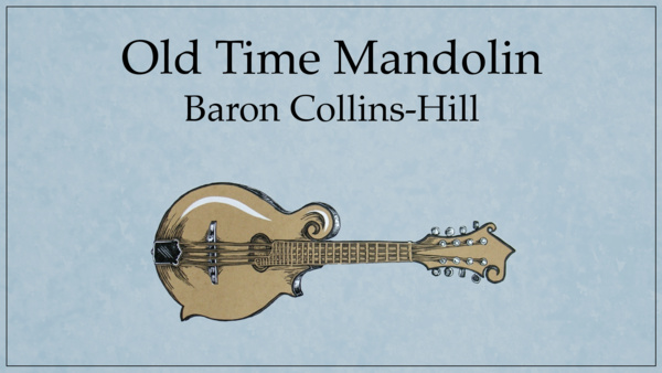 Old Time Mandolin
