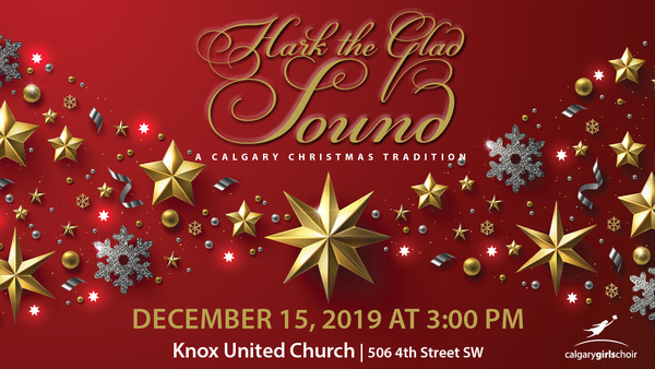 Hark the Glad Sound 2019